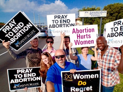 40 Days For Life Fort Lauderdale